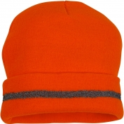 Pyramex RH120 Hi-Vis Reflective Beanie - Orange