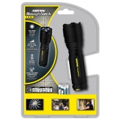 Rayovac Roughneck 3AAA Tactical LED Light with Batteries and Holster