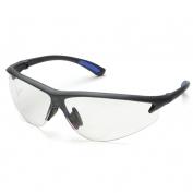 Elvex RX-300 Bifocal Safety Glasses - Black Frame - Clear Lens