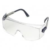 Elvex SG-27C OVR-Spec I Safety Glasses - Large OTG Frame - Clear Lens