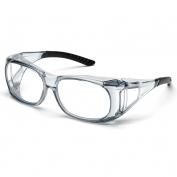 Elvex SG-37C OVR-Spec II Safety Glasses - Medium OTG Frame - Clear Lens