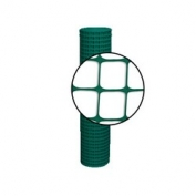 Resinet 6 ft Crowd Control Fence 6x50 ft - Green