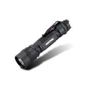 Rayovac SP123A-B Sportsman High Powered LED Tactical Flashlight with Batteries and Holster