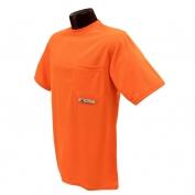Radians ST11-NPOS Non-ANSI Mesh Safety Shirt - Orange