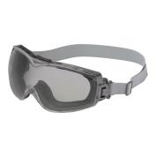Uvex Stealth OTG Goggles - Navy Frame - Gray Dura-Streme Lens - Neoprene Band