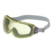 Uvex Stealth OTG Goggles - Navy Frame - Amber Dura-Streme Lens - Neoprene Band