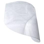 Radians Face Shields - .040 x 9 x 15 1/2 Plastic PETG