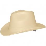 Vulcan VCB200 Cowboy Hard Hat - 6-Point Ratchet Suspension - Tan