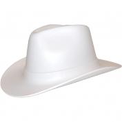 Vulcan VCB200 Cowboy Hard Hat - 6-Point Ratchet Suspension - White