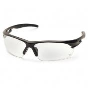 Venture Gear VGSB8110DT Semtex Tactical Eyewear - Black Frame - Clear Anti-Fog Lens