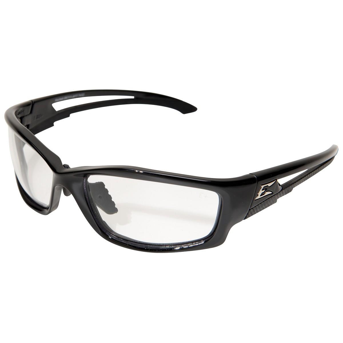 Edge SK111VS-AFT Kazbek Safety Glasses - Black Asian Fit ...