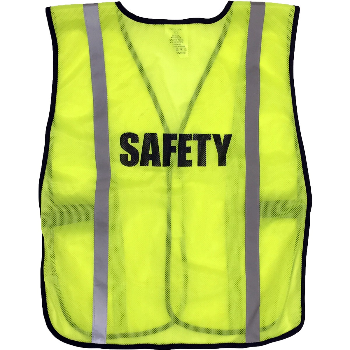 Ergodyne Pre Printed Safety Safety Vest Yellow Lime