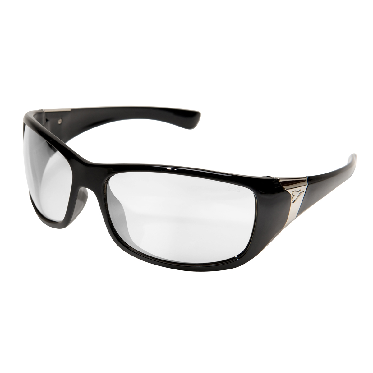 Ladies Black Frame Glasses : Edge YC111 Civetta Ladies Safety Glasses - Black Frame ...