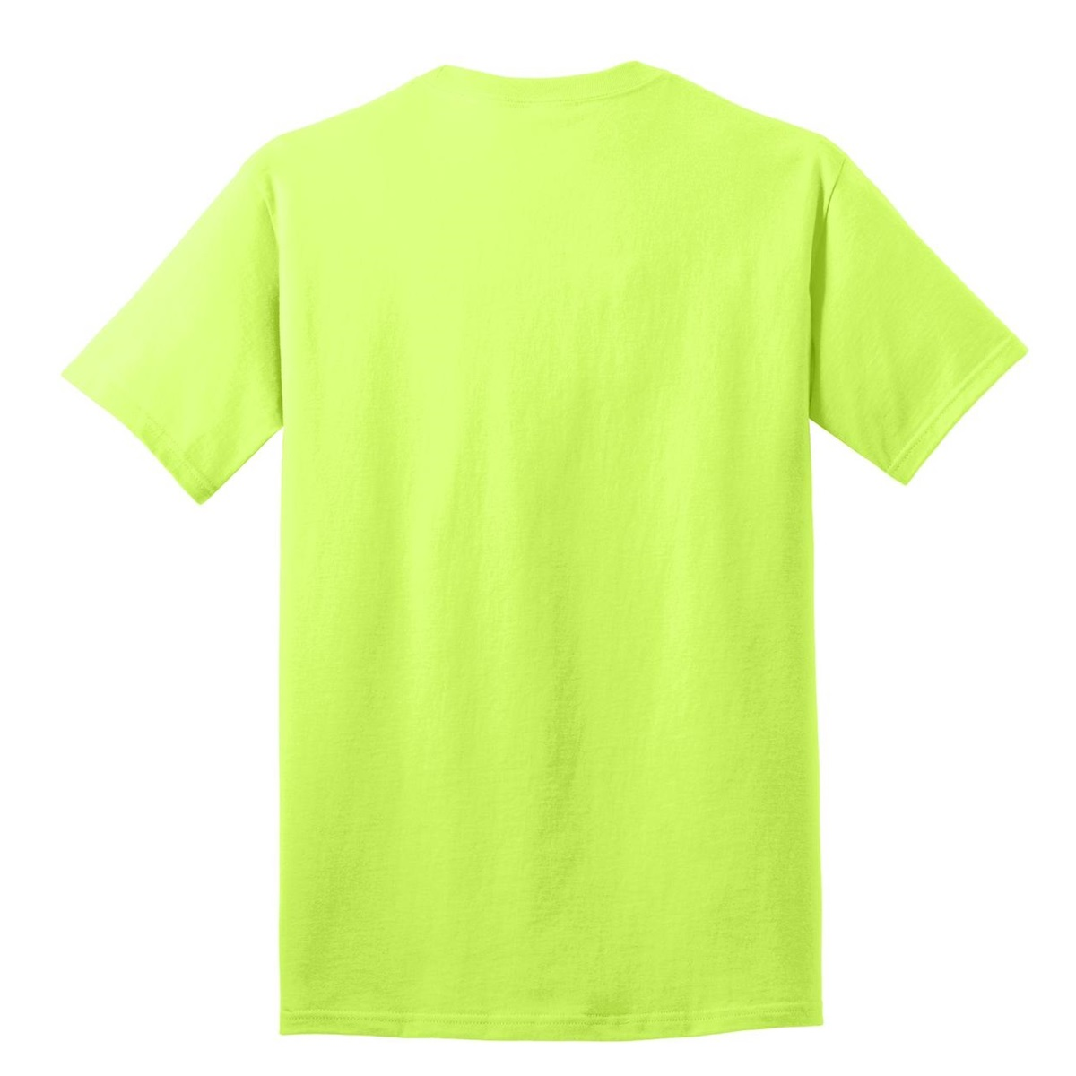 Port & Company PC54 5.4-oz 100% Cotton T-Shirt - Neon ...