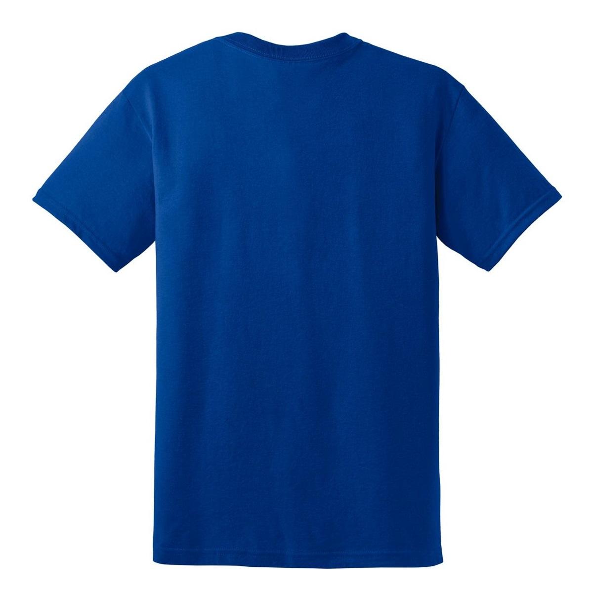 Gildan 8000 Dryblend T Shirt Royal