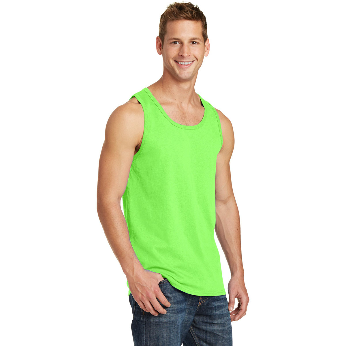 top neon green and - photo #17
