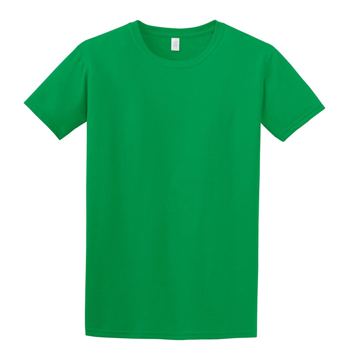 Gildan 64000 Softstyle T Shirt Irish Green
