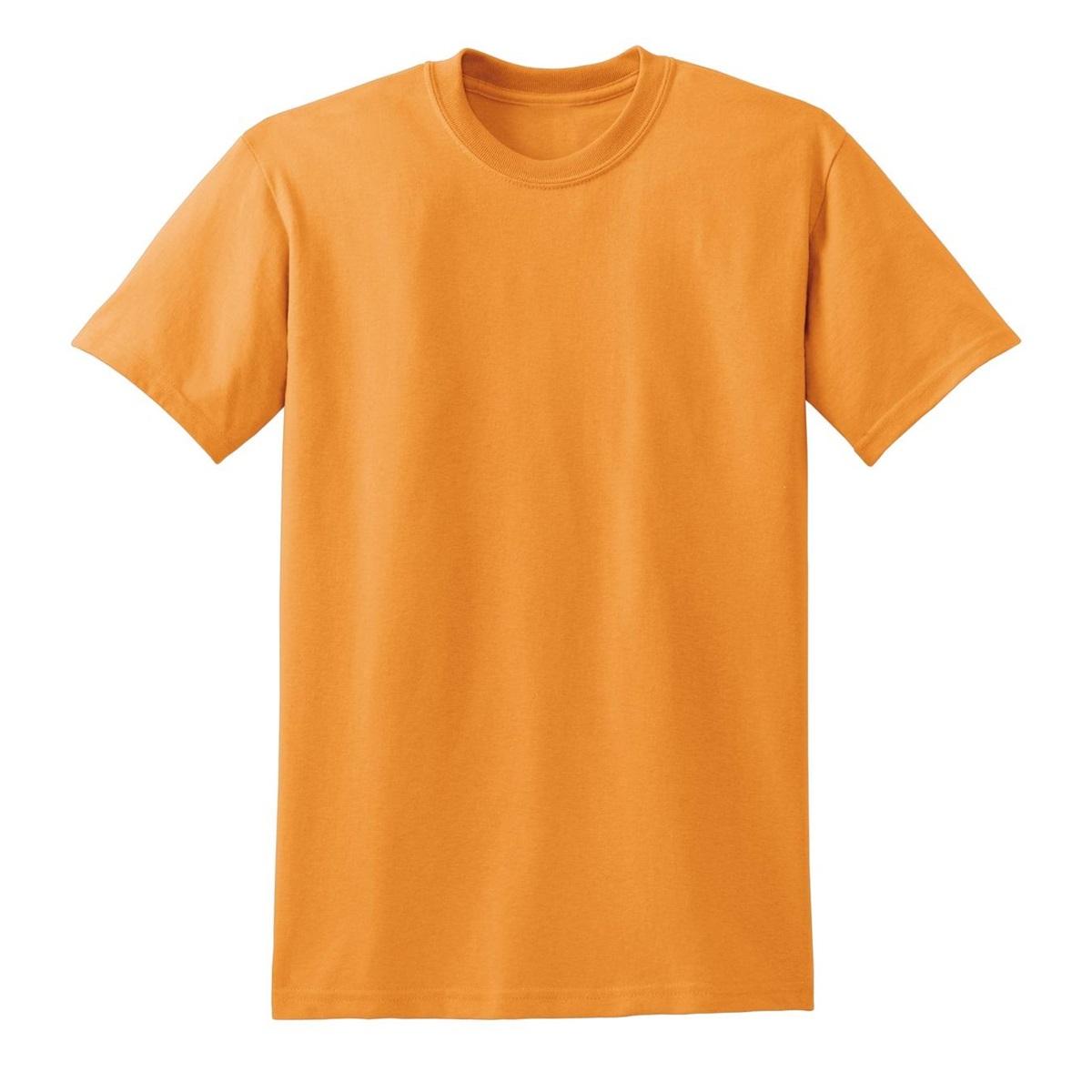 Gildan 8000 Dryblend T Shirt Tennessee Orange