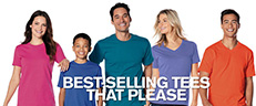 Port and Company T-Shirts - Easy to Customize Apparel