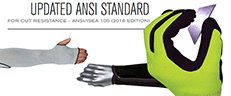 Get a Grip on the Updated ANSI Cut Levels -  ANSI/ISEA 105