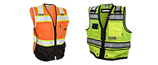 Safety Vests Hi-Vis Apparel - From Full Source