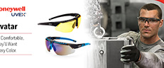 Innovative Eyewear Technology - A Closer Look at the Ultra Lightweight Uvex Avatar Safety Glasses