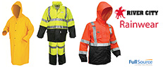 Stay Dry and Remain Visible in River City Rainwear