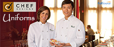 Chef Designs Uniforms - Get the Professional Look for the Kitchen