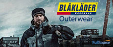 Blaklader Outerwear - Keep Extra Warm with Durable Winter Work Jackets