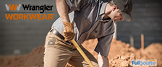Wrangler Workwear - Stay Comfortable On and Off the Job - Quality Pants, Shorts, Shirts and More