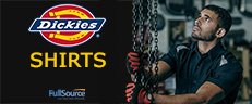Experience Dickies Shirts - The Global Leader in Performance Workwear