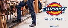 Dickies Work Pants - Unmatched Durability