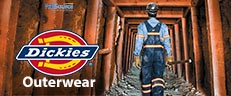 Dickies Outerwear - Quality Protection You Can Trust