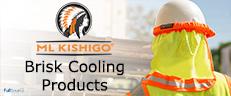 ML Kishigo Hi-Vis Brisk Cooling Summer Safety Gear