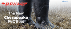 Introducing the Light and Mighty Dunlop Chesapeake Boots