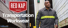 Red Kap Transportation Workwear - For the Long Haul