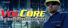 VolCore FR Workwear by Radians - Protection Against Burns