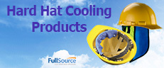 Hard Hat Cooling Products Keep Workers Cool