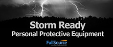 Personal Protective Equipment Storm Ready Kit