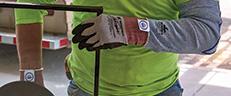 Memphis Ninja BNF Coated Gloves