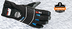 The New Ergodyne ProFlex 819OD Thermal Waterproof Gloves with OutDry