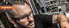 Ergodyne Skullerz Safety Glasses - Tenacious Eyewear
