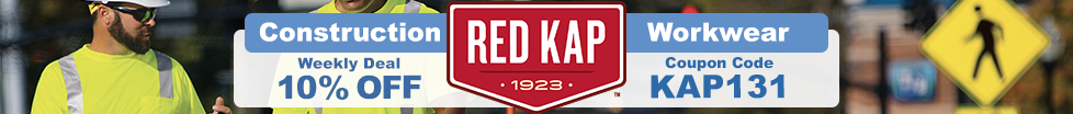 Save on Red Kap Construction Workwear