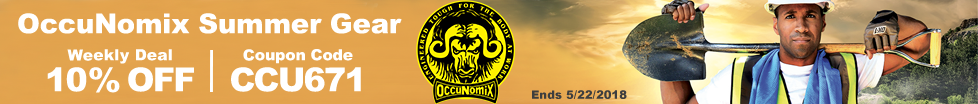 Save on OccuNomix Summer Gear