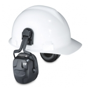 Howard Leight Thunder T3H Cap-Mounted Earmuffs - 27 NRR