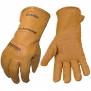Youngstown FR Waterproof Leather Gloves - Lined with Kevlar