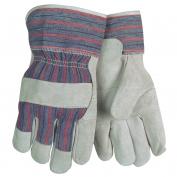 Memphis 1220SX Economy Split Cowhide Leather Gloves - 2.5\\\