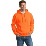 Gildan 12500 DryBlend Pullover Hooded Sweatshirt - S. Orange
