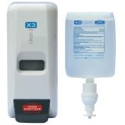 X3 Clean Starter Kit- 1 Manual Dispenser with Refill