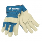 Memphis 1925 Snort-N-Boar Leather Palm Gloves - 2.5\\\